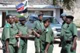 Lesotho Prime Minister Tom Thabane's  bodyguards  shot