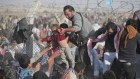 Global Leadership Criticized - Refugee crises 'reflect world in chaos'