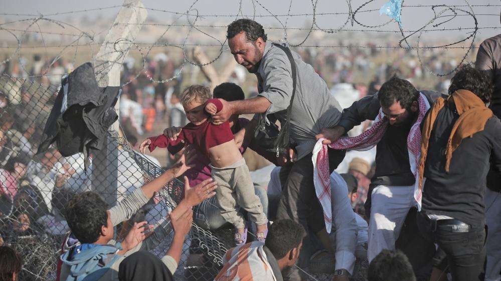 Global refugees
