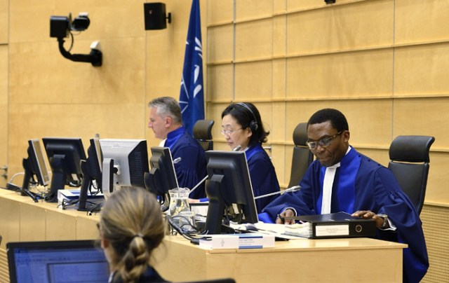 International Criminal court ICC Hague