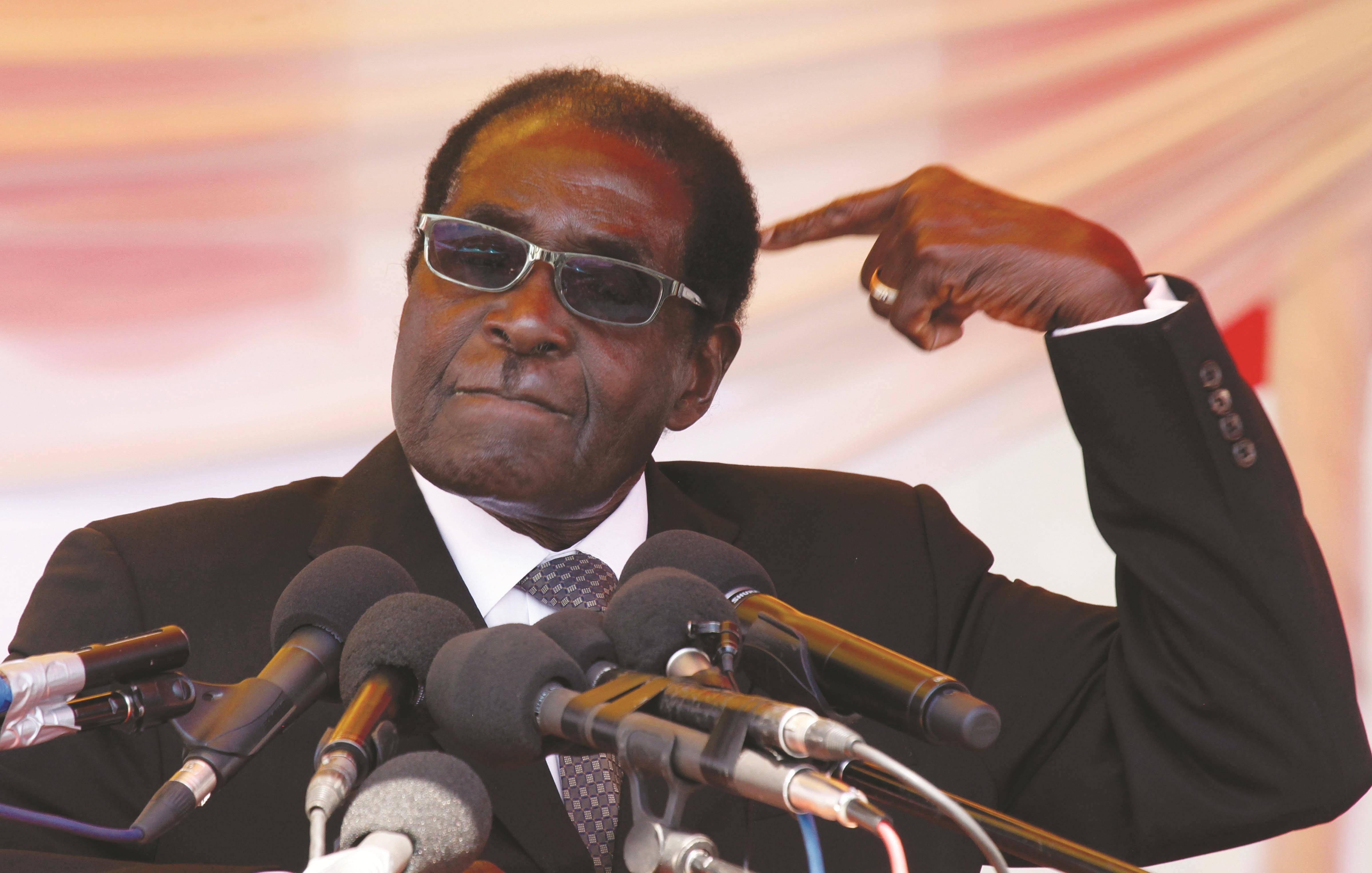 Robert Mugabe1