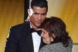 Cristiano Ronaldo's mother caught laundering money