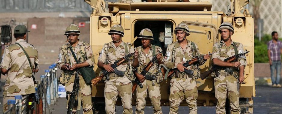 Five terrorist bunkers discovered, destroyed in Algiers centre