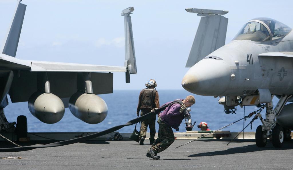 Naval Drills