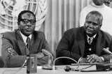 Robert Mugabe rewards former VP Joshua Nkomo 'fixer'