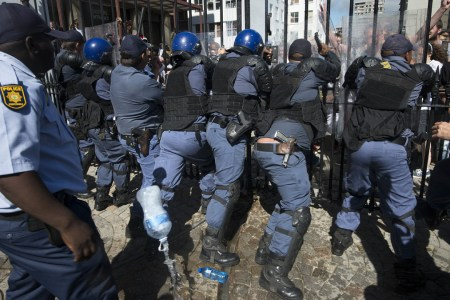 South Africa On The Brink Of A Race War