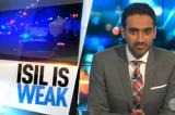 Aussie TV host amazes world with frank ISIS assessment