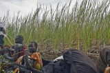 Hiding From Horror in the Swamps of South Sudan