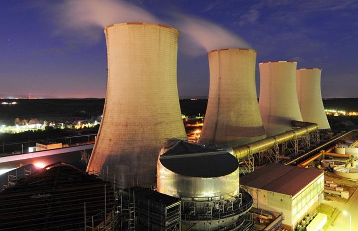GE's Fuel-Flexible Power Plant Brings Vital Energy Boost to