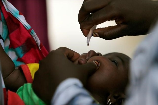polio-vaccination
