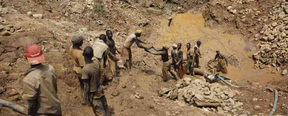 Delivery Unit Provides Guineans Training Opportunities in Mining