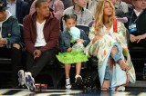 Beyoncé, JAY Z and Blue Ivy at the NBA All-Star game: See Pictures and Video