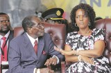 President Mugabe and wife Grace Took Money From Reserve Bank of Zimbabwe