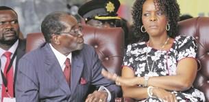 First Lady Grace Mugabe's Mazowe Evictions Intensify