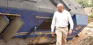 Botswana Railways CEO Dominic Ntwaagae Axed After Train Derailment