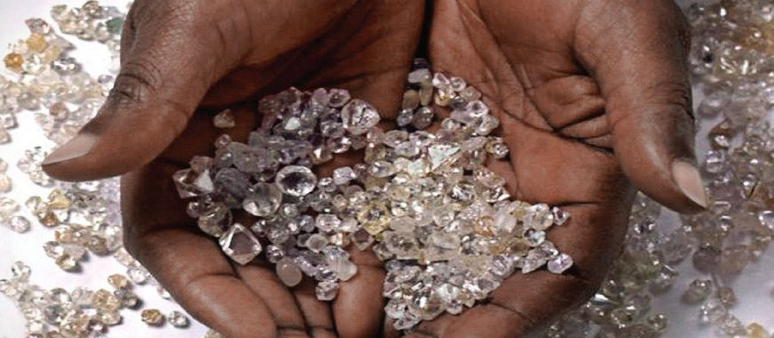 Sierra Leone 'Divine Diamond' Offered for Sale