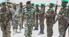 President Kenyatta makes historic visit to KDF in Somali