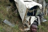 Dad, Son Among 6 Dead in Zimbabwe Vumba Plane Crash (Pics)