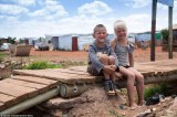 400,000 White South Africans live in shanty towns – The refugees no one wants