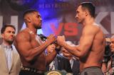 World Heavyweight Title Fight – Olufemi Joshua Ready to Rumble With Klitschko