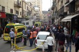 Bombing reported near church in Egyptian city of Tanta