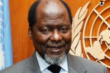 Former Mozambican Leader Chissano's Mother Dies