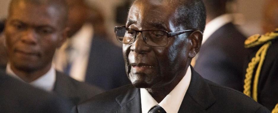 'Nonagenarian Zimbabwean President Mugabe Creating Family Dynasty'