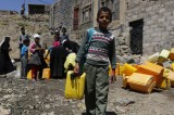 Around 17 million Yemenis face famine unless the world sends urgent humanitarian help