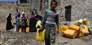 Around 17 millionYemenis face famine unless the world sends urgent humanitarian help