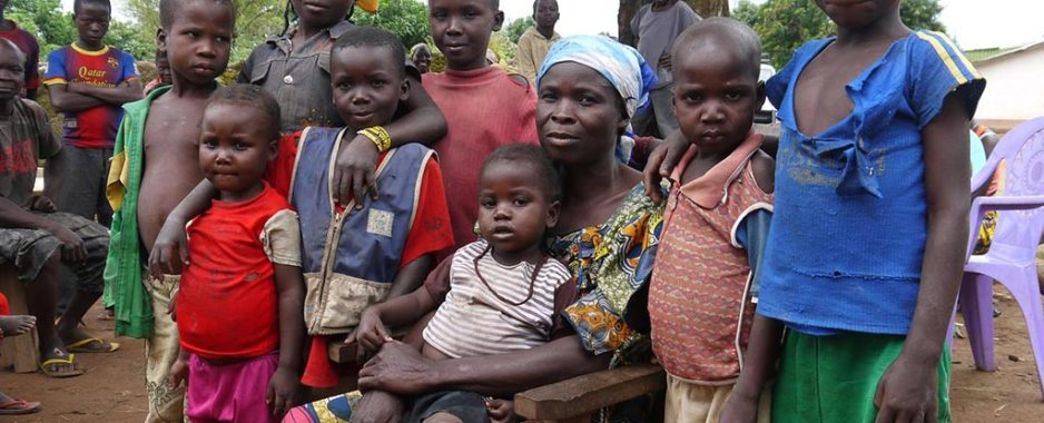 Thousands Central African Republic Displaced By War Seek Refuge in DR Congo