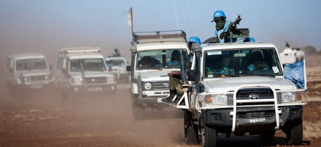 Security Council briefed on proposal to reduce number of AU-UN troops in Darfur