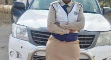 Too voluptuous for Zambia police service