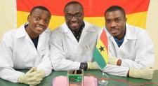 Ghana launches its first satellite into space