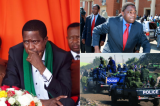 Tension, Uncertainty Grip Zambia Under Lungu's Leadership