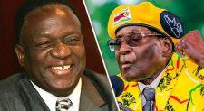 Zimbabwe's Mugabe says now accepts President Mnangagwa as legitimate president