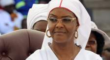 Grace Mugabe left with few days to live, Critically ill in Singapore