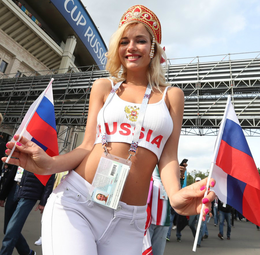 Porn star world cup