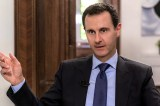 'We don't need the West': Assad to ban foreign money from Syria reconstruction