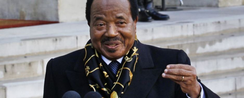 President Paul Biya Wants His Next Term to End When He's 92