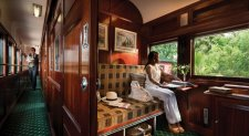 Rovos Rail Pride of Africa – Offers a spectacular safari across southern Africa