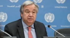 UN chief calls for 'increased commitment' to resolution on 10th anniversary of Georgia conflict