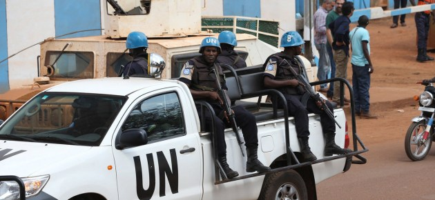 Central Africa: Security Council concerned by 'grave security situation', calls for better agency cooperation
