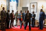 President Mnangagwa announces Zimbabwe's new cabinet with Oxford economist and Olympic swimmer