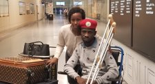 Uganda's Bobi Wine embodies the rise of African youth