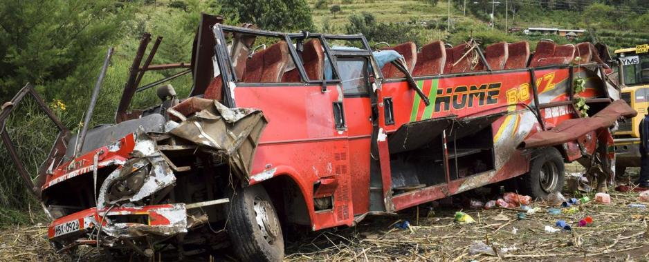 Driver of Killer Kenyan Bus Dies, Son Makes Shocking Revelations
