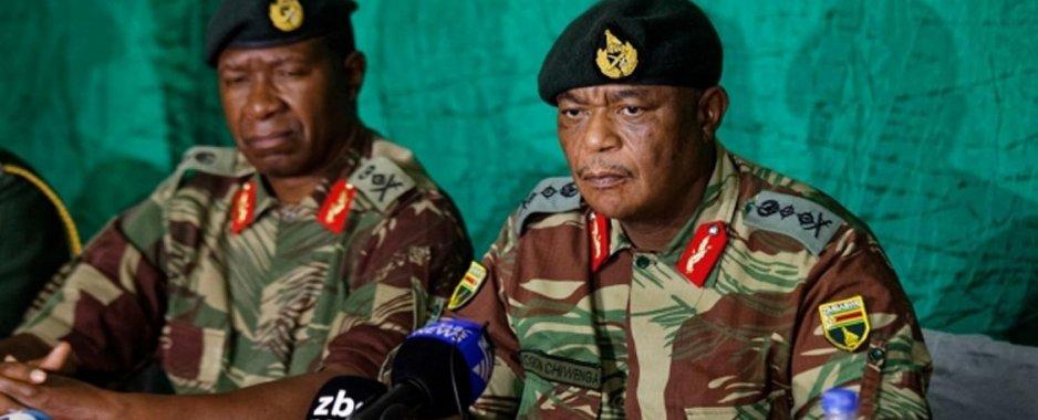 Military, CHIWENGA plot ED Mnangagwa ouster if Zimbabwe economy collapses