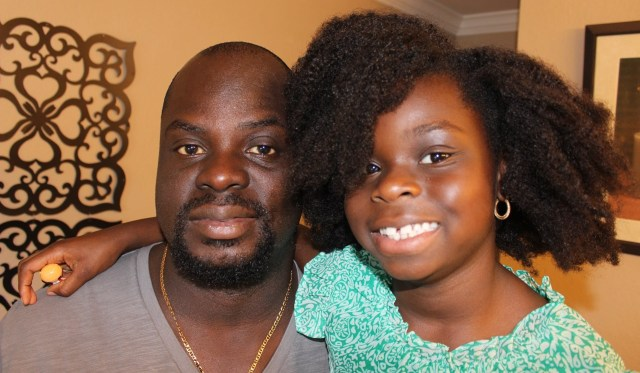easy natural curly hairstyles for girls that any dad can do