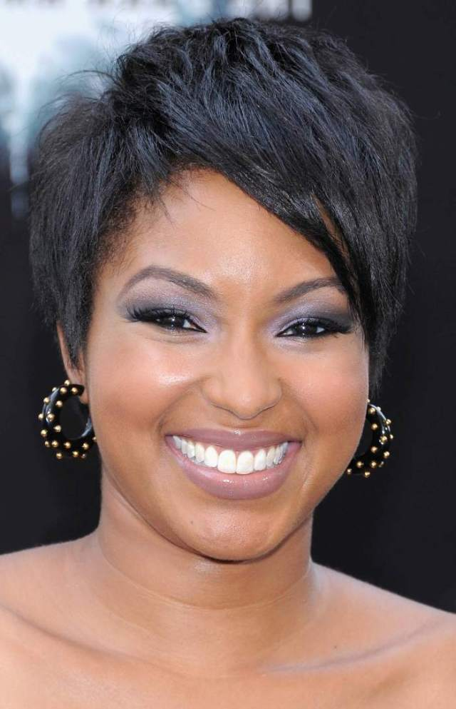 Short  Hairstyles  For Black  Women  Sexy Natural Haircuts