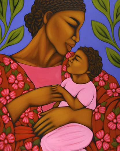 African_Mother_and_Baby