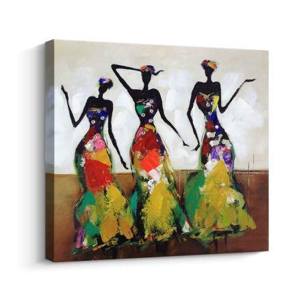 Dance Women Black Art